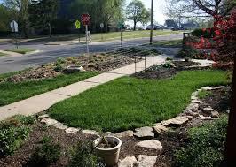 gardening with greggo field stone edging diy rock garden borders