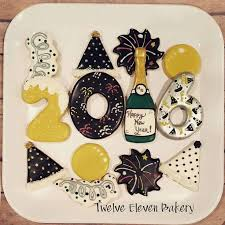 New Year S Decorated Cookies by 209 Best New Year Celebration Images On Pinterest New Year