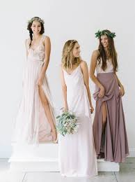 joanna wedding dress mismatched bridesmaid style from joanna august green wedding shoes
