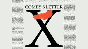 Break Letter For Married Man the comey letter probably cost clinton the election fivethirtyeight