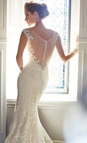 La Sposa Wedding Dresses Valeria La Sposa Wedding Dresses Made In Lace And Tulle Whith V Neck