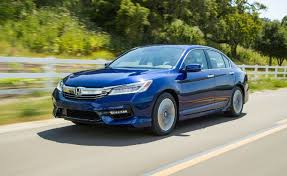 10 things you need to know about the 2017 honda accord hybrid