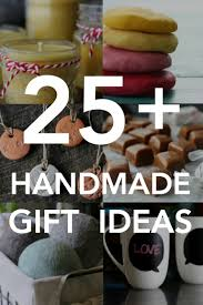 25 homemade gift ideas for everyone on your list