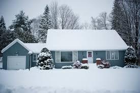 Vermont House House In The Snow Montpelier Vermont U2013 Adam Caira Photojournalist