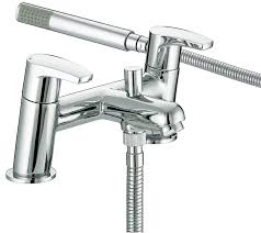 bristan or bsm c orta bath shower mixer chrome plated amazon co