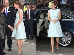 kate middleton dresses bump in blue boldsky com