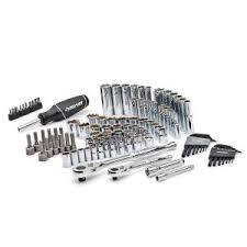 home depot pre black friday deals on craftsman tool sets husky mechanics tool set 268 piece h268mts the home depot