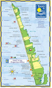 galveston island map helpful map of the end plus pocket parks and landmarks