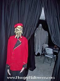 halloween decorations catacomb cinemas including zombie ticket
