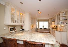 What Is A Galley Kitchen Galley Kitchen With Peninsula Neptune Nj By Design Line Kitchens