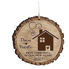 hallmark keepsake 2017 new home dated