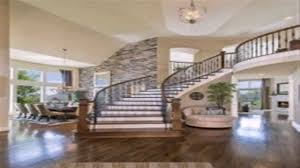 Stairs In Floor Plan by Floor Plans With Stairs In Middle Youtube