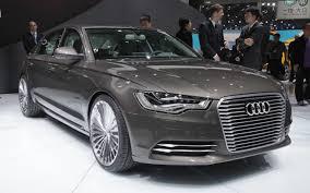 Audi A6 Release Date 2012 Beijing Audi A6 L E Tron Concept Receives The Phev Touch