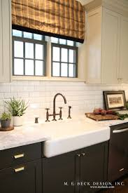 Kitchen Cabinets And Hardware Vintage Inspired Kitchen Brass Hardware Dark Lower Cabinets