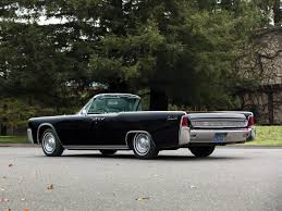 rm sotheby u0027s 1963 lincoln continental convertible