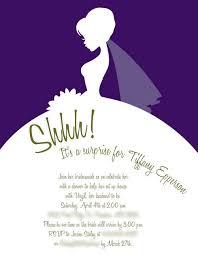 bridal shower wording wedding shower invitations bridal shower