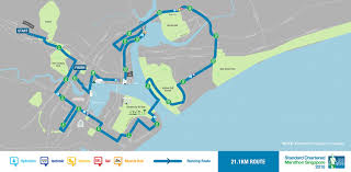 Running Map Route by Scms 2016 New Routes New Start Times For A Better Running