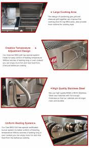custom outdoor stainless steel commercial kitchen cabinet and