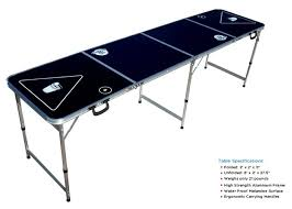 how long is a beer pong table gopong beer pong tables same quality half the price
