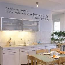 stickers cuisine phrase stickers déco cuisine citation célèbre sur les repas