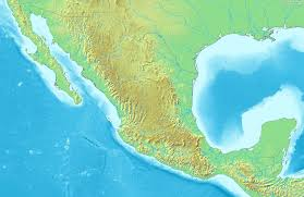 Map Mexico File Map Of Mexico Demis Png Wikimedia Commons