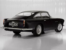 aston martin db4 prototype 1959 u2013 old concept cars