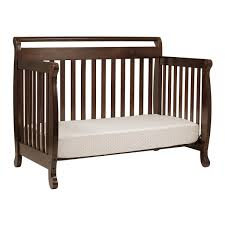 Davinci Mini Crib Mattress by Davinci Emily 4 In 1 Convertible Crib In Espresso 179 00