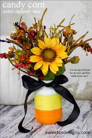 Candy Vases Centerpieces 8 Diy Thanksgiving Table Centerpieces Thanksgiving Com