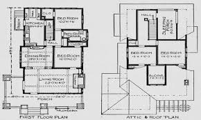 house plans historic superior bungalow floor plans historic 2 historic bungalow house