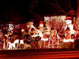 Turtle Back Zoo Light Show by Best Christmas Light Displays In Los Angeles Keller Williams