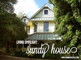 living spotlight delray beach u0027s award winning sundy house palm