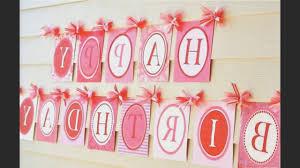 birthday decorations home paleovelo com