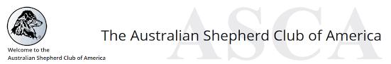 australian shepherd club of america asca asca