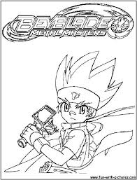 film online coloring for kids beyblade main characters easter