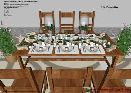 Free Wood Furniture Plans Download by Home Garden Plans Ds100 Dining Table Set Plans Woodworking