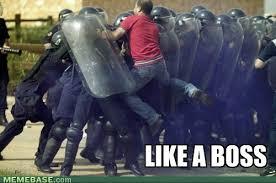 Like A Boss Meme - 023a4 internet memes like a boss 盪 that s yo garbage