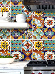 Kitchen Backsplash Decals Kitchen Backsplash Tile Stickers Tile Stickers For Kitchen Bath Or