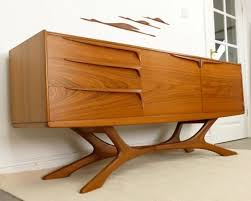 home design nice danish teak cabinet mid century modern credenza