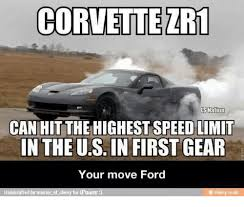 Ls Memes - corvette zr1 ls nation can hit the highest speed limit in the us