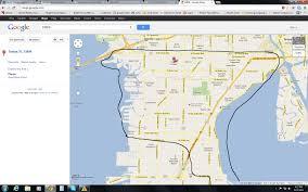 Maps Tampa South Tampa Neighborhoods Tampa Bay Florida Fl Tampa St