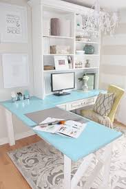 home office design books behind the scenes a desk makeover tabletop spaces and desks
