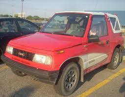 chevy tracker 1995 chevrolet tracker