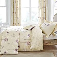 buy sanderson options summer breeze damson bedding home focus at