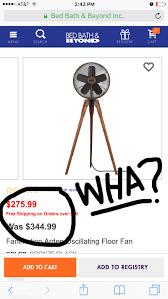 industrial tripod fan diy bower power