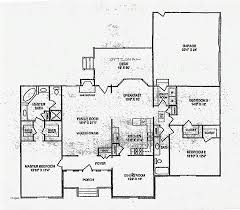 house plans with large bedrooms house plan inspirational car garage house plans