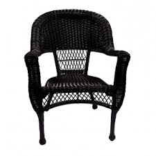 Resin Wicker Patio Dining Sets Wicker Outdoor Arm Chairs Foter