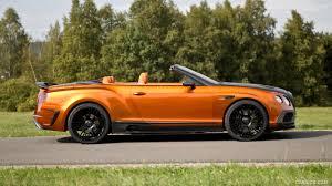 mansory bentley mulsanne 2016 mansory bentley continental gt convertible side hd