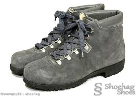 womens boots size 7 5 pms patons womens hiking boots size 7 5 n gray leather