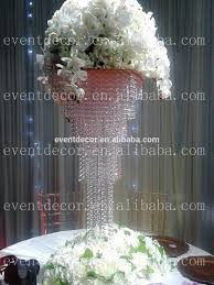 Crystal Chandelier Centerpiece Shining Crystal Centerpieces For Wedding Table Decoration Square