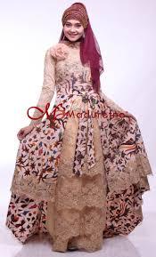 contoh gambar kebaya model baju kebaya bahan batik yang baru dan gambar model baju kebaya